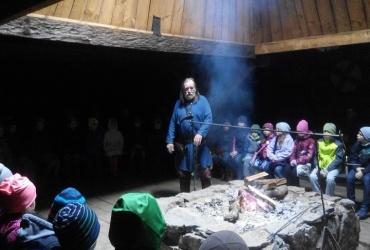 Z wizytą w Warowni Wikingów Jomsborg
