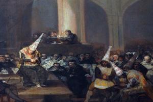 Nikt nie spodziewał się zajęć o inkwizycji