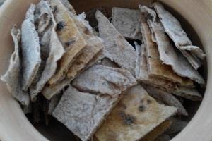Pieczarki w kapuście i fast food, czyli co jadano w starożytności