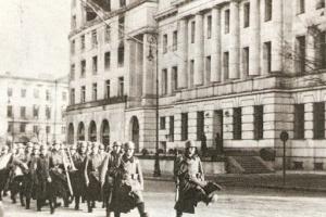 Okupacja niemiecka w Warszawie 1939-1945