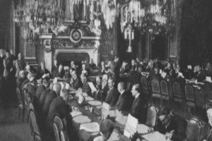 Pokój, który zapowiadał wojnę, czyli Europa po traktacie wersalskim.