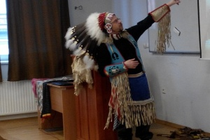 Symbol, znak czy ozdoba? Sztuka materialna Indian Ameryki Północnej