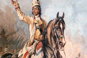 Tadeusz Kościuszko, bohater dwóch kontynentów
